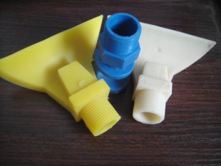plastic foodjet wide angle water spray nozzle