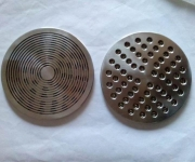 stainless steel sanitary multi orific pre-filter plates