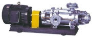 high pressure&temperature multi-stage pump