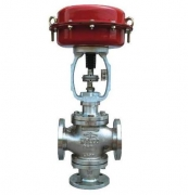diaphragm three way adjustable valve