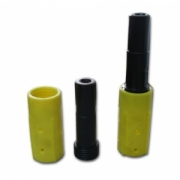 Sandblast Nozzle holder and couplings
