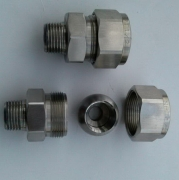 Adjustable swivel joints (adjustable thread ball and  nozzle body)